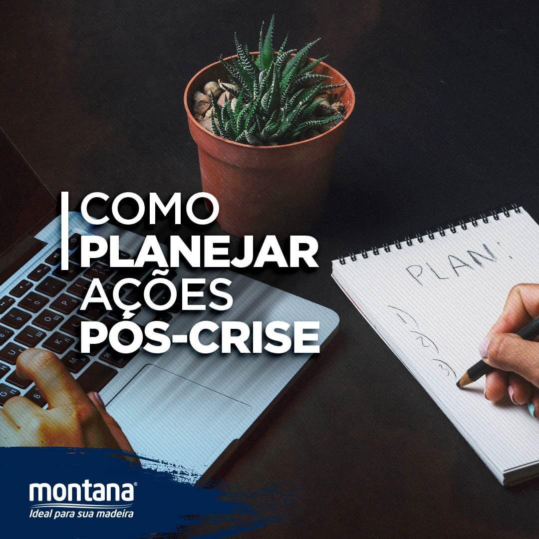 Saiba como planejar suas ações para o fim da crise