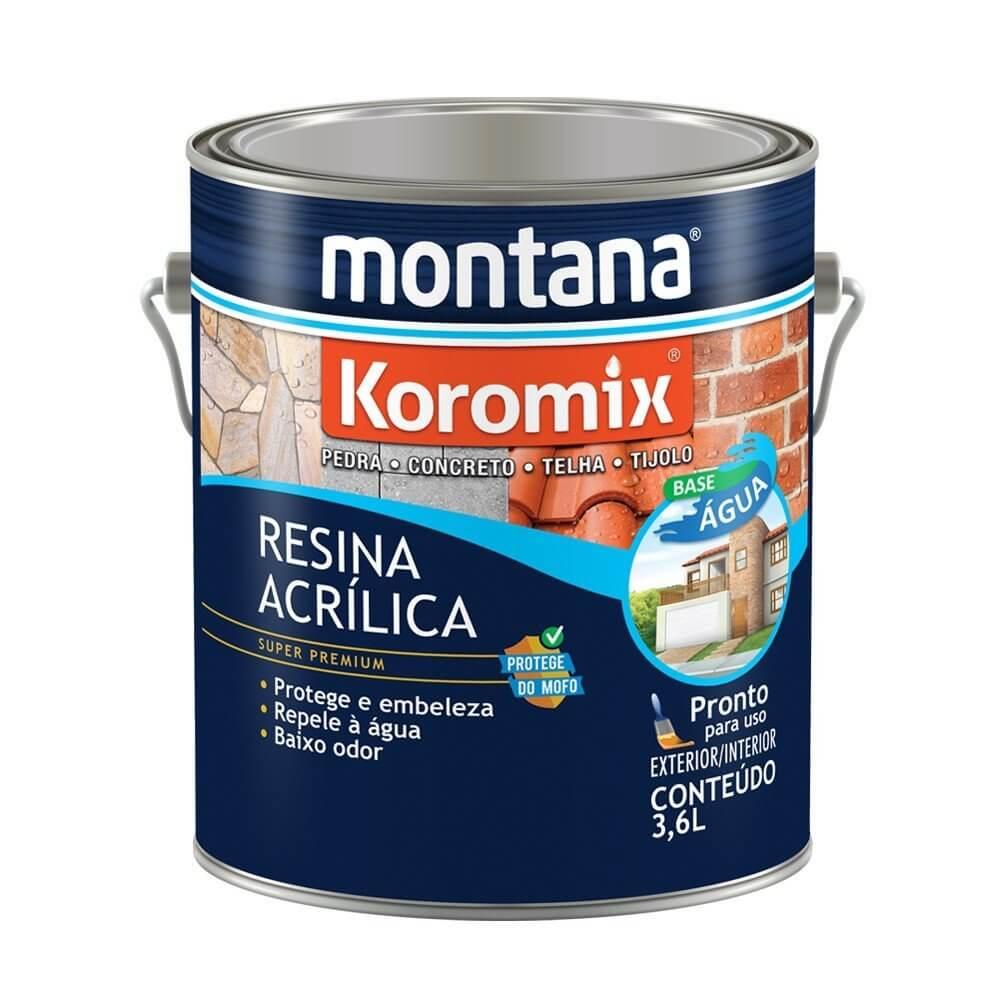 koromix resina acrilica base agua