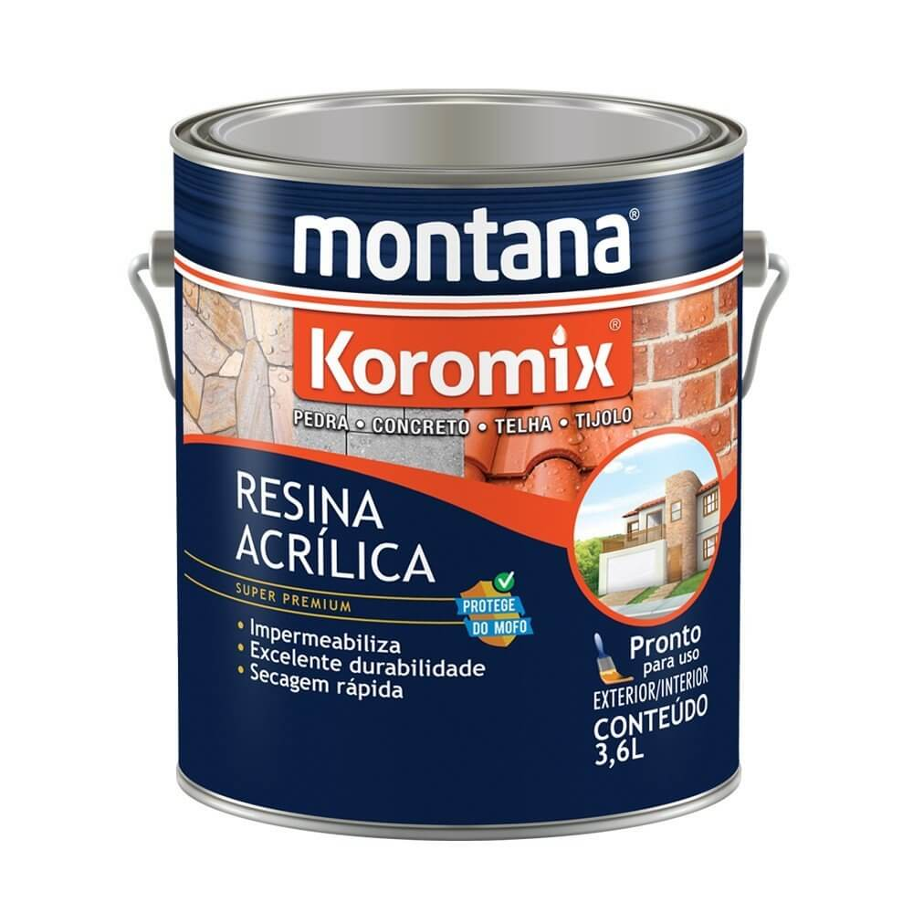 koromix resina acrilica