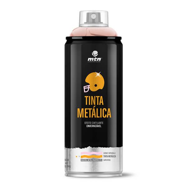 Tinta spray rose gold