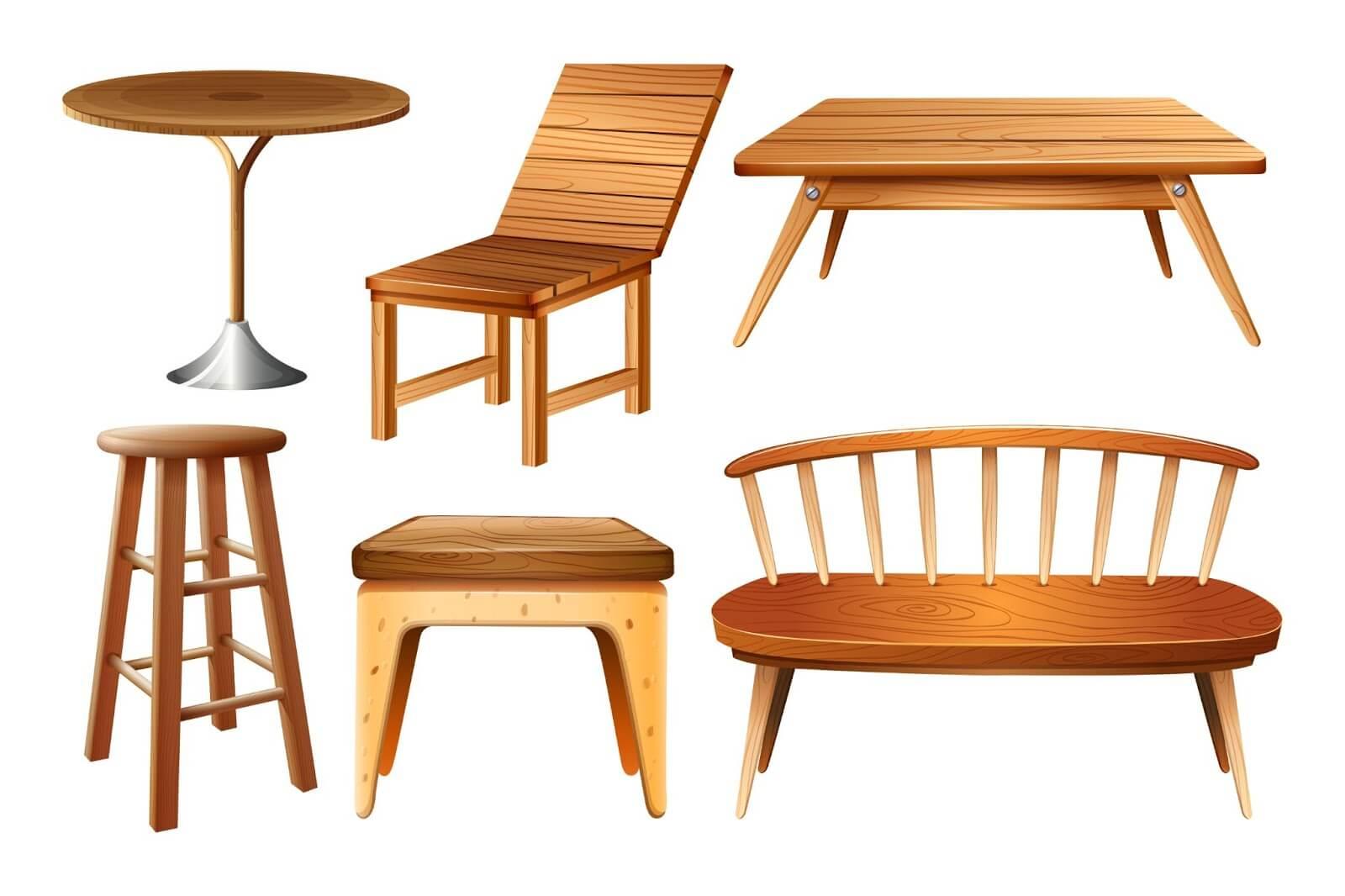 5 dicas para conservar seus móveis de madeira