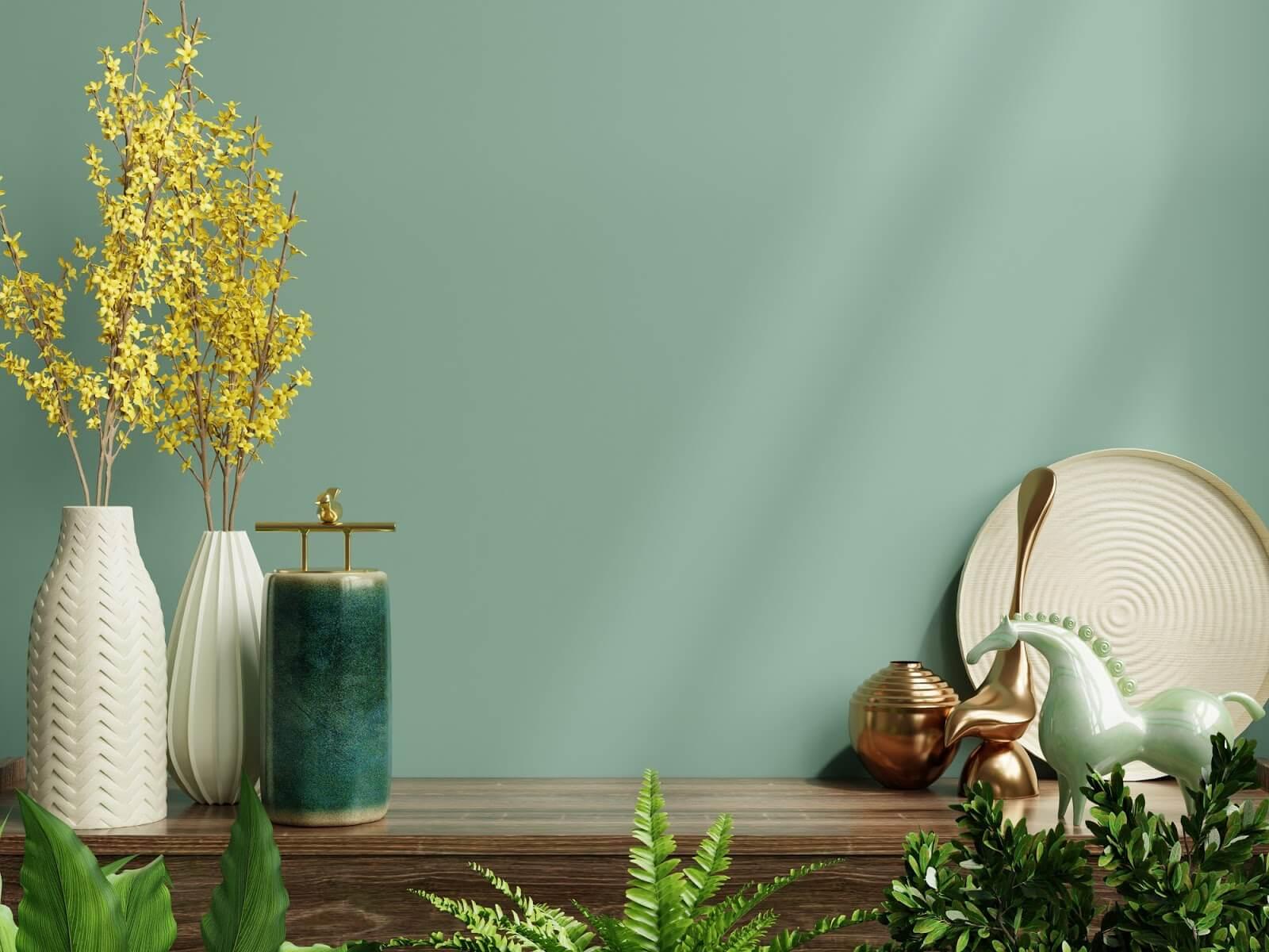Renove a sua decoração com o verniz tingidor de madeira
